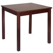 Merax Pine Wood 28'' Square Dining Table