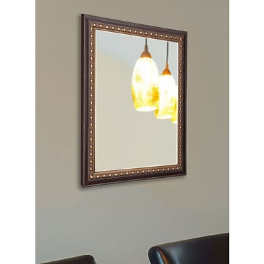Rayne Mirrors Ava Classic Wall Mirror; 33.5'' H x 27.5'' W x 1'' D