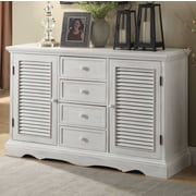 Anthony California Country Living 2 Door Cabinet