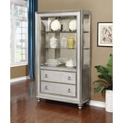 Wildon Home   Bling Game Curio Cabinet