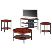 Steve Silver Furniture Trisha 3 Piece Coffee Table Set