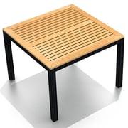 Harmonia Living Arbor Dining Table; 39.25'' L x 39.25'' W x 29.5'' H