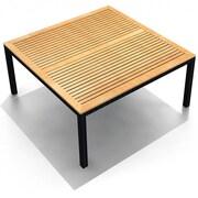 Harmonia Living Arbor Dining Table; 61'' L x 61'' W x 29.5'' H