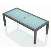 Harmonia Living District Dining Table; 78.75'' L x 39.25'' W x 29.5'' H
