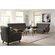 Wildon Home   Maguire Arm Chair; Gray