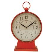 Creative Co-Op Urban Homestead Mantel Clock