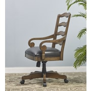 Turnkey LLC Avignon Bankers Chair; With Arms
