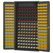 Durham Manufacturing 14 Gauge Welded Steel Small Parts Storage and Security Cabinet