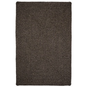 Homespice Decor Burnished Braided Indoor/Outdoor Area Rug; 8' x 10'