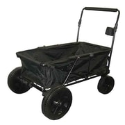 ImpactCanopy Maxima Wagon Folding Collapsible Utility Cart; Black