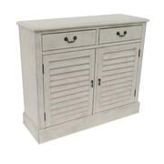 LampsPerSe 2 Door 2 Drawer Shetter Cabinet