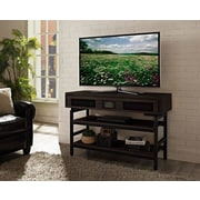 Fairfax Home Collections Blair TV Stand; Burnished Cocoa