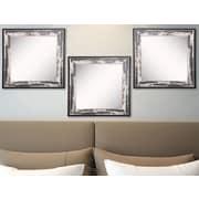 Rayne Mirrors Ava Rustic Seaside Wall Mirror (Set of 3)