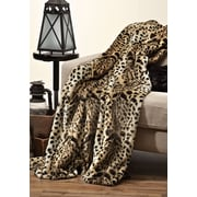 FABULOUS-FURS Limited Edition Series Throw Blanket; 72'' H x 60'' W