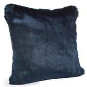 FABULOUS-FURS Couture Throw Pillow; 24'' H x 24'' W x 3'' D