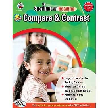 eBook: Frank Schaffer 104543-EB Compare & Contrast, Grade 1 - 2
