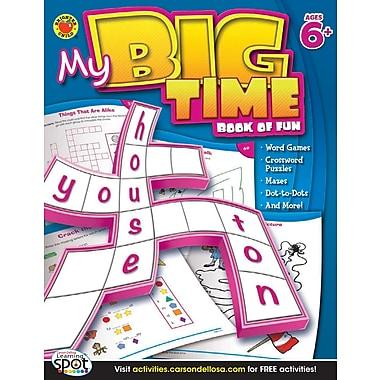 Livre numérique : Brighter Child� -- My Big Time Book of Fun 704217-EB, 1re à 3e année
