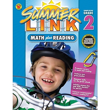 eBook: Brighter Child 704521-EB Math Plus Reading, Grade 1 - 2