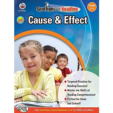 eBook: Frank Schaffer 104551-EB Cause & Effect, Grade 3 - 4