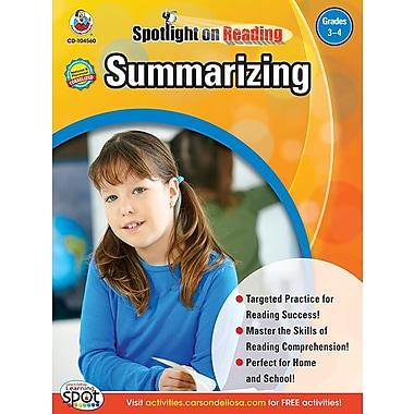eBook: Frank Schaffer 104560-EB Summarizing, Grade 3 - 4