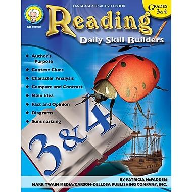 eBook: Mark Twain 404070-EB Reading, Grade 3 - 4