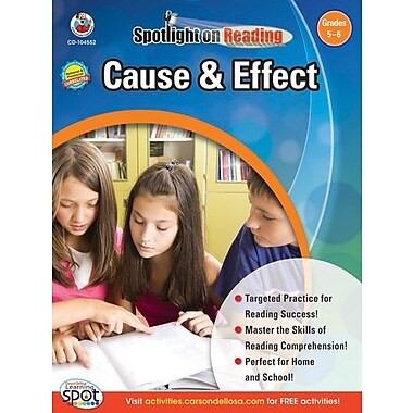 eBook: Frank Schaffer 104552-EB Cause & Effect, Grade 5 - 6