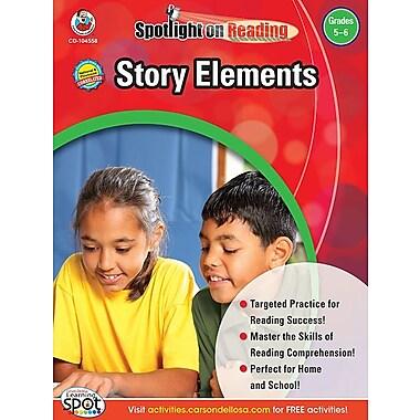 eBook: Frank Schaffer 104558-EB Story Elements, Grade 5 - 6