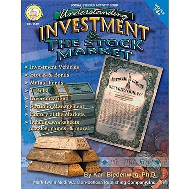 eBook: Mark Twain 1572-EB Understanding Investment & the Stock Market, Grade 5 - 8