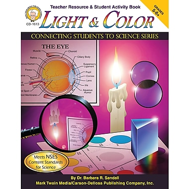 eBook: Mark Twain 1613-EB Light and Color, Grade 5 - 8