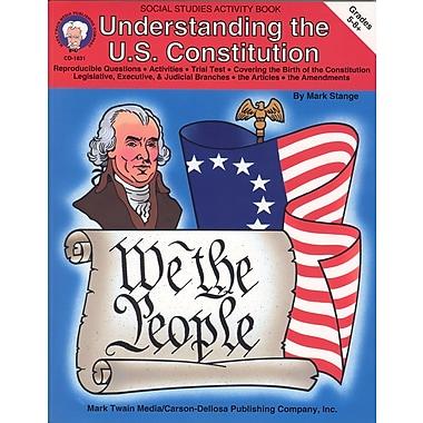 Livre numérique : Mark Twain 1831-EB Understanding the U.S. Constitution, 5e - 8e année