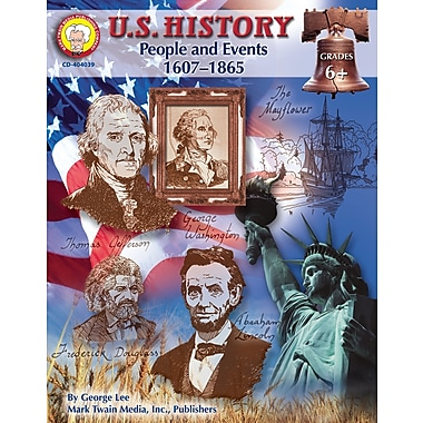 eBook: Mark Twain 404039-EB U.S. History, Grade 6 - 8