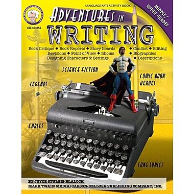 eBook: Mark Twain 404055-EB Adventures in Writing, Grade 6 - 12