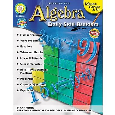 Livre numérique: Mark Twain « Algebra », 11 à 18 ans, 404083-EB