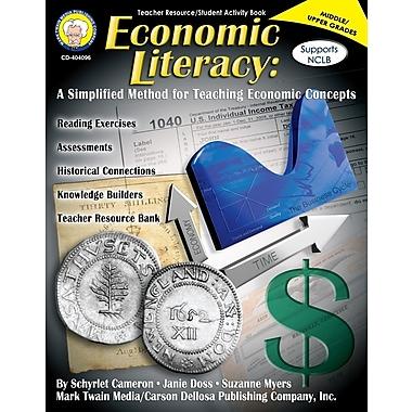 Livre numérique: Mark Twain « Economic Literacy », 11 à 18 ans, 404096-EB