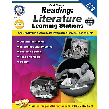 eBook: Mark Twain 404177-EB Reading, Grade 6 - 8