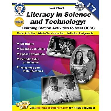 Livre numérique : Mark Twain 404210-EB Literacy in Science and Technology 6e à 8e année