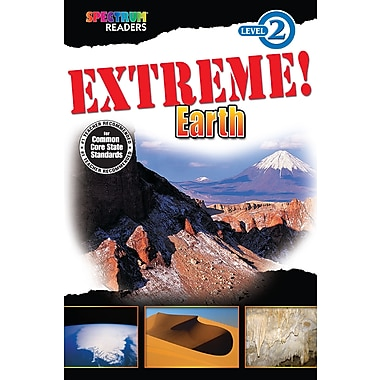 eBook: Spectrum 704332-EB Extreme! Earth, Grade K - 1