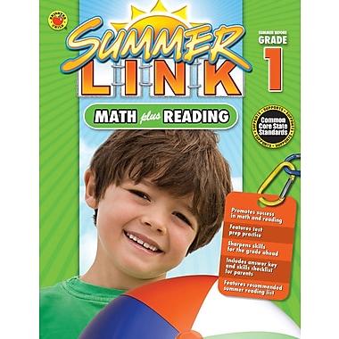 eBook: Brighter Child 704520-EB Math Plus Reading, Grade K - 1