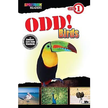 Livre numérique : Spectrum 704324-EB Odd! Birds, prématernelle à 1re année