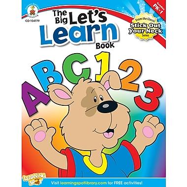 eBook: Carson-Dellosa 104779-EB The Big Let's Learn Book, Grade PK - 1