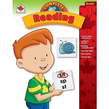 Livre numérique : Carson-Dellosa� -- Complete Reading 104506-EB, 1re année
