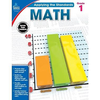 eBook: Carson-Dellosa 104847-EB Math, Grade 1
