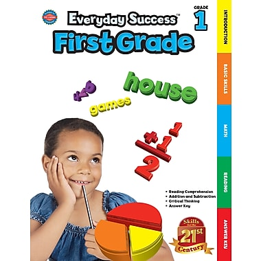 eBook: American Education Publishing 704101-EB Everyday Success™ First Grade, Grade 1