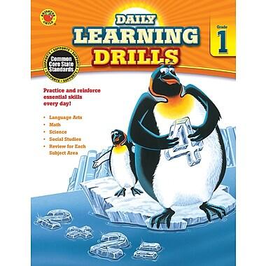Livre numérique : Brighter Child� -- Daily Learning Drills 704392-EB, 1re année