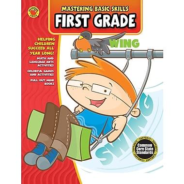 Livre numérique : Brighter Child� -- Mastering Basic SkillsMD First Grade 704431-EB, 1re année
