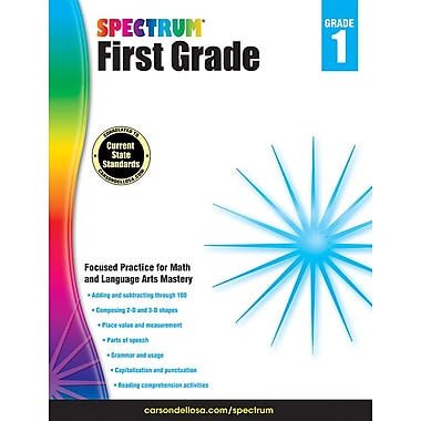 eBook: Spectrum 704870-EB Spectrum, Grade 1