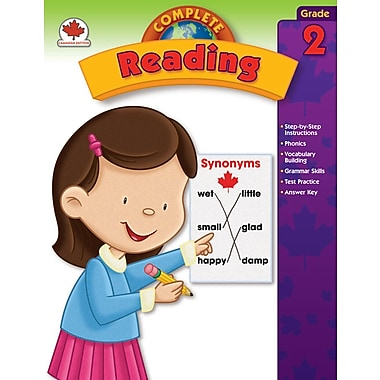 eBook: Carson-Dellosa 104507-EB Complete Reading, Grade 2