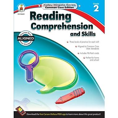 eBook: Carson-Dellosa 104620-EB Reading Comprehension and Skills, Grade 2