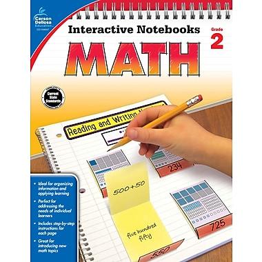 Livre numérique : Carson-Dellosa� -- Math 104647-EB, 2e année