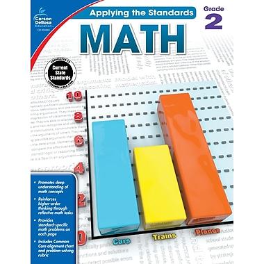eBook: Carson-Dellosa 104848-EB Math, Grade 2